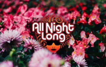 ALL NIGHT LONG ,#IGA, #Berlin,Show