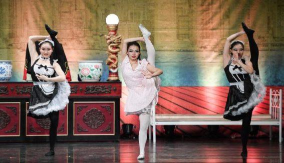Chinesischer Nationalcircus,The Grand Hongkong Hotel,Universität der Künste,Show,Berlin,Unterhaltung