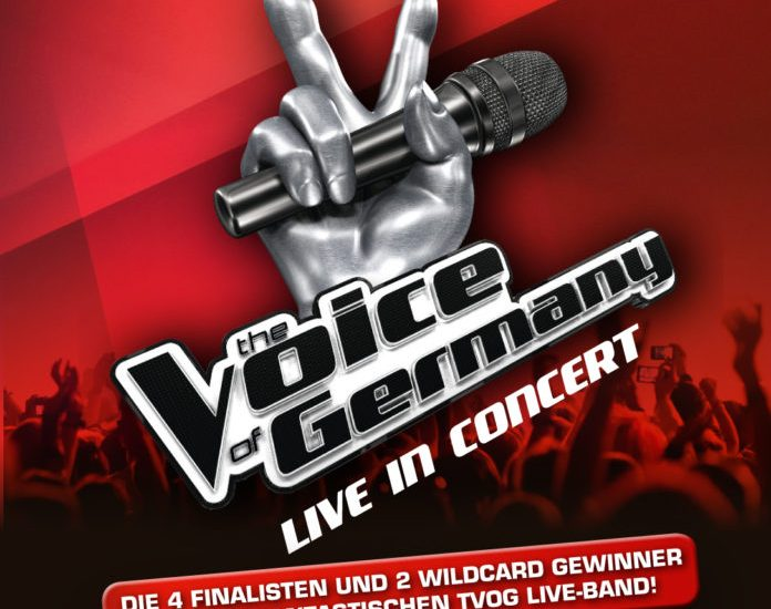 The Voice of Germany ,Berlin,Musik,Konzert,Medien