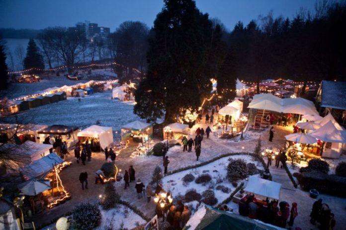 Weihnachtsmarkt ,Schloss Grunewald,Berlin,#VisitBerlin,Freizeit,Unterhaltung