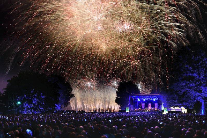 Feuerblumen ,Klassik Open Air, Britzer Garten,Berlin,#VisitBerlin,Kultur,Musik,Freizeit,Unterhaltung