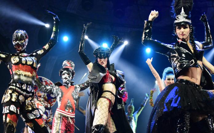 THE ONE Grand Show ,Friedrichstadt-Palast Berlin,Berlin,Kujtur,Freizeit,Unterhaltung,TV,#JeanPaulGaultier ,