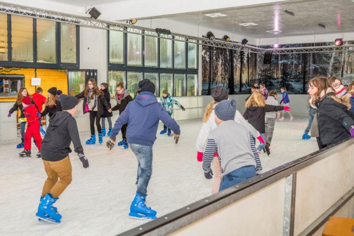 Eisbahn, #Rübezahl #,Müggelsee,Berlin,Freizeit,Unterhaltung, Sport, Eisbahn,#VisitBerlin