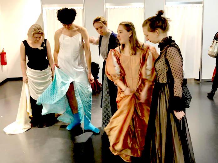 News,Wilmersdorfer Arcaden ,Deutsche Oper,Kostüme,Fundus,Berlin,#VisitBerlin