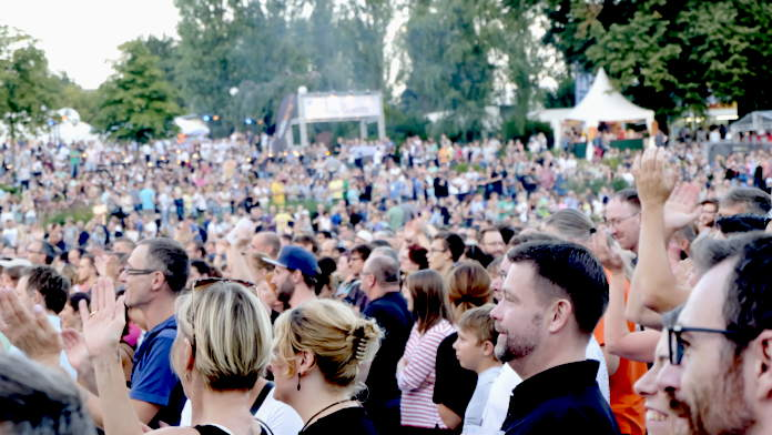 Sport, YOU Summer Festival, Musik, Freizeit, Jugendliche, Lifestyle, Panorama, Berlin