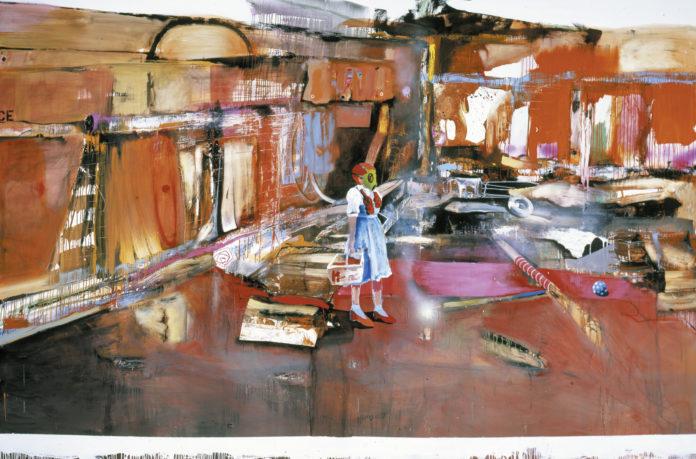 "#Ausstellung,#Kunst,#Berlin,#VisitBerlin,#MarcusJansen,""Marcus Jansen, New Horizons,#ZitadelleBerlin"