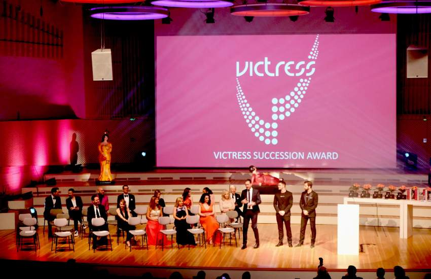 #VICTRESS,#VisitBerlin,Berlin,Event,VICTRESS Award,VICTRESS Event,Auszeichung