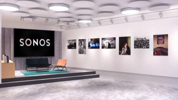 Tony Visconti, Alison Goldfrapp, Gudrun Gut,#Sonos, #Berlin, ,ConceptStore,Musik,Freizeit,Unterhaltung, Bowie Opening Event,