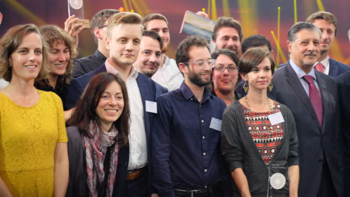 Energy Week 2018,BerlinSET Award 2018,K Energie, Start Up Energy ,Transition Tech Festival Umwelt, Energiewende, Auszeichnung, Startup, Wirtschaft, SET Award