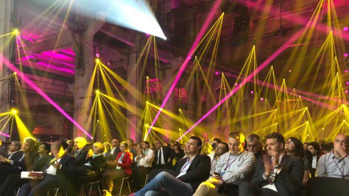 Energy Week 2018,Berlin,SET Award 2018, Energie, Start Up Energy ,Transition Tech Festival Umwelt, Energiewende, Auszeichnung, Startup, Wirtschaft, SET Award