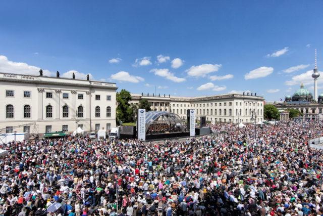 Staatsoper für alle vom 18. und 19. September 2021