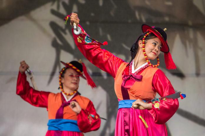 Lotuslaternenfest,Berlin,Freizeit,Unterhaltung,Gärten der Welt ,Musik,Tanz,#VisitBerlin