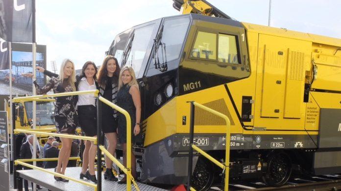 InnoTrans 2018 ,Berliner S-Bahn,Messe,Ausstellung,Berlin,VisitBerlin,Columbia,USA ,Autos,Zug , Flugzeug