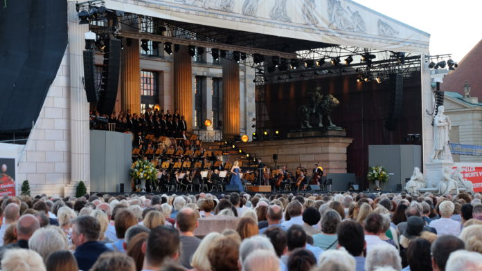 Nessun dorma, Die italienische Operngala ,Classic Open Air, Konzert,Musik,Event,Freizeit,Unterhaltung,,Berlin,Nessun dorma, Die italienische Operngala,Kultur,Vier Pianisten