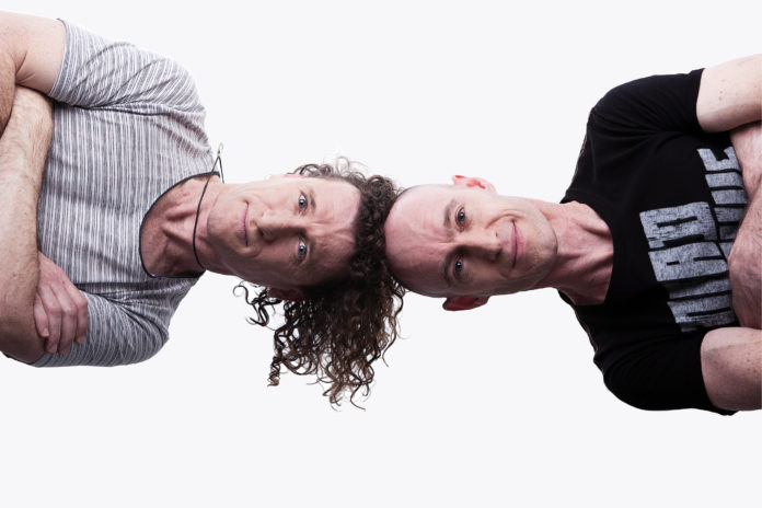 The Umbilical Brothers,Physical Comedy, Komik, Sound, Pantomime,Show,David Collins,Shane Dundas,Berlin,Freizeit,Unterhaltung,Event,#VisitBerlin,TIPI AM KANZLERAMT