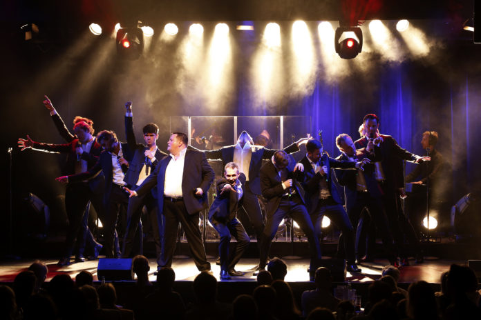 The 12 Tenors, Millennium Tour,Berlin,Musik,Klassische Arien, Pop-Hymnen, Rock,Musik-Show,#VisitBerlin,Tenöre