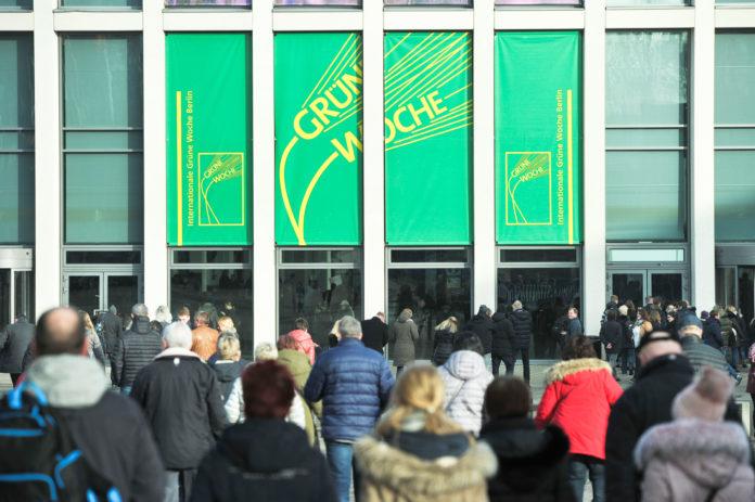 Bild, Grüne Woche, Handel, Messen, Finnland, Terminvorschau, Wirtschaft, Ernährung, Agrar, Lebensmittel, Verbraucher, Berlin