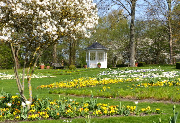 Saisoneroffnung Im Britzer Garten Event News Berlin