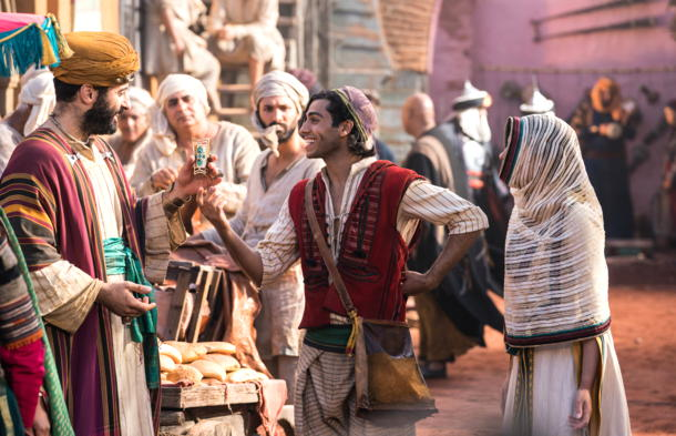 ALADDIN,Walt Disney,Film,Kino,Event