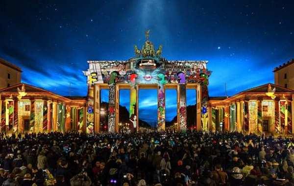 FESTIVAL OF LIGHTS,Berlin leuchtet,Lichtfestival,Berlin,EventNews,BerlinEvent