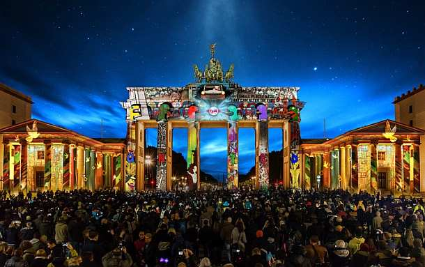 FESTIVAL OF LIGHTS,Berlin leuchtet,Lichtfestival,Berlin,EventNews,BerlinEvent