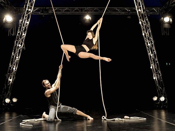 Gewinne 2 Freikarten für die Contemporary Circus Night 26.10.2019