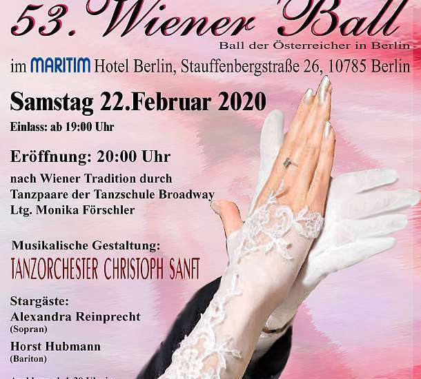 Wiener Ball,Berlin,EventNews,BerlinEvent,EventNewsBerlin,VisitBerlin