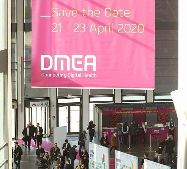 DMEA 2020,Berlin,Messe,EventNews,VisitBerlin,EventnewsBerlin