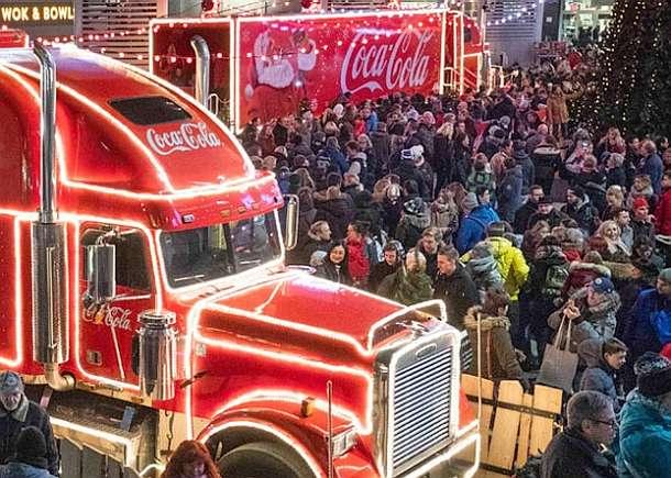 Weihnachtstrucktour, Berlin,Coca-Cola,Event,EventNews,EventNewsBerlin,VisitBerlin