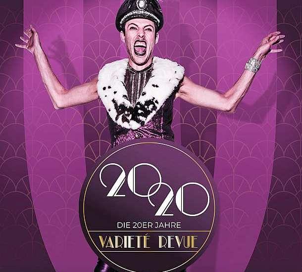 20er Jahre Varieté Revue
