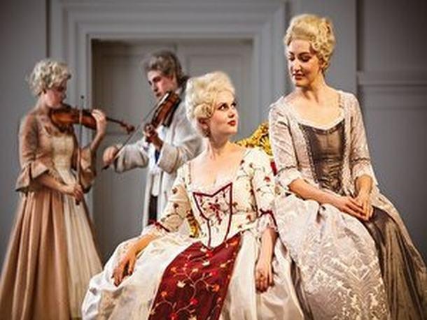Klassiksommer Schloss Charlottenburg,Musik,Konzert,EventNewsBerlin,VisitBerlin