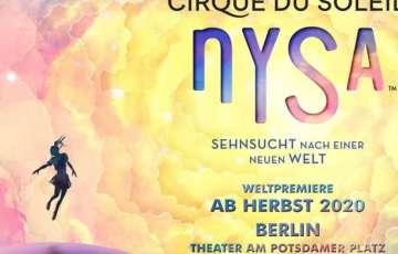 Cirque du Soleil,Berlin,Show,VisitBerlin,EventNewsBerlin