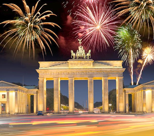 Silvesterparty ,Brandenburger Tor,Silvester,Berlin,News