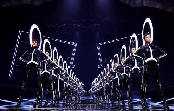 VIVID Grand Show- Verlängert bis Sommer 2021- Friedrichstadtpalast