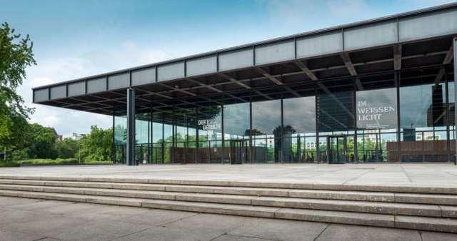 Neue Nationalgalerie, Berlin,EventNewsBerlin, VisitBerlin