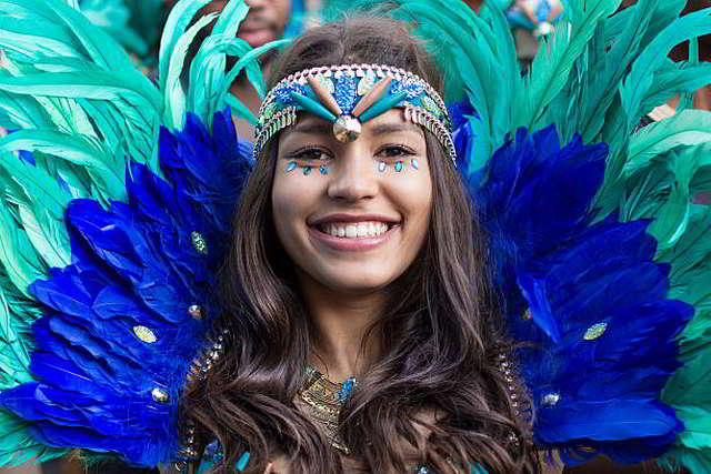 Karneval der Kulturen am 15. August 2021