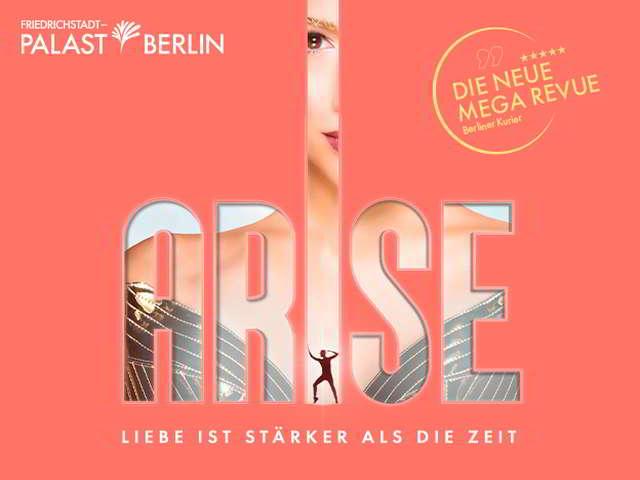 ARISE Grand Show,Berlin;EventNewsBerlin