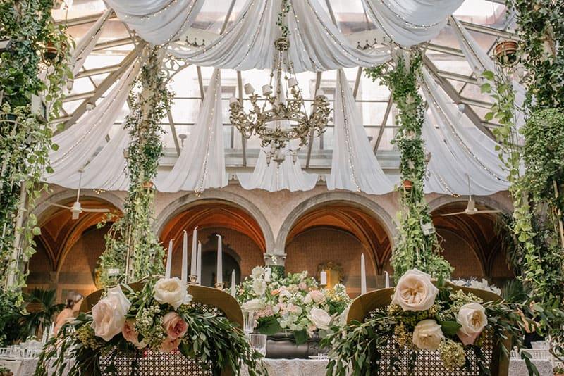 Castle wedding Roma