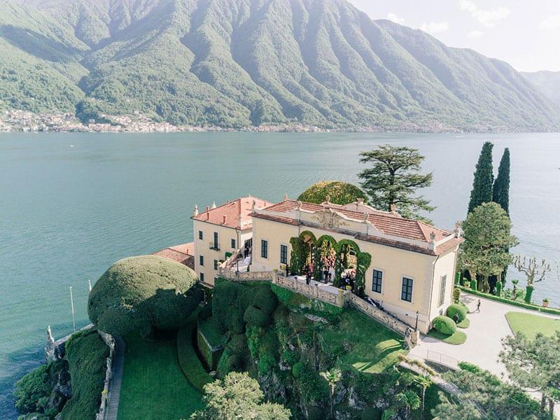 Dream wedding Villa del Balbianello