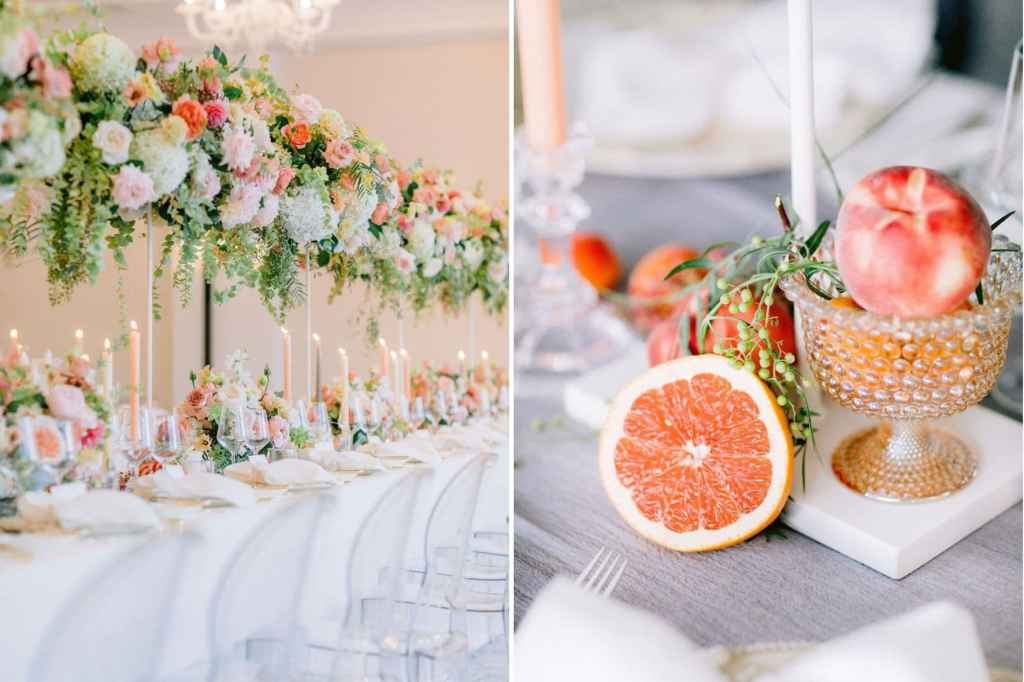 Wedding reception at Hotel Splendide, Ticino