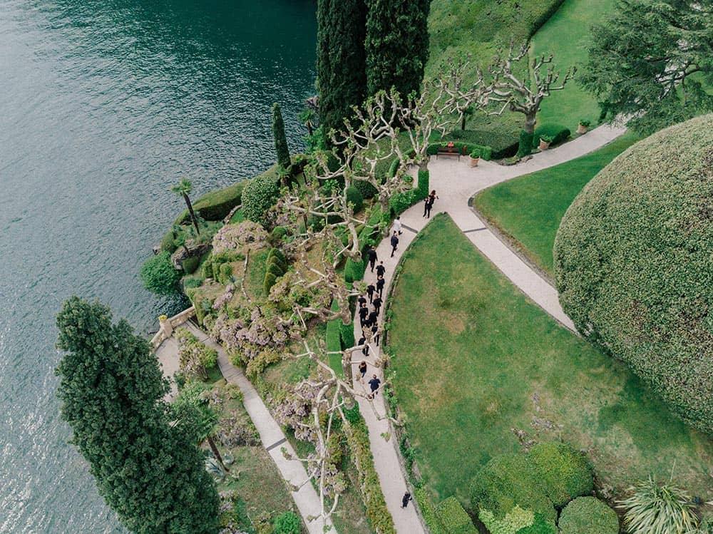 Villa del' Balbianello property