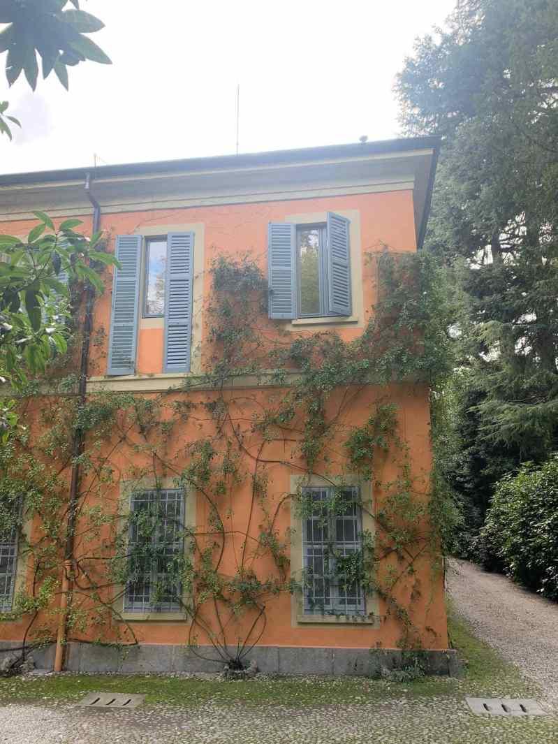 Villa Gastel external