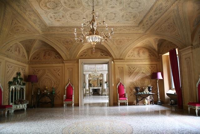 Villa Gastel internal