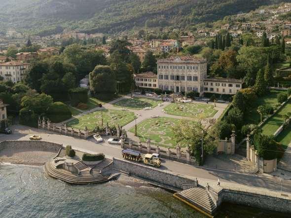 Villa Sola Cabiate Como Lake