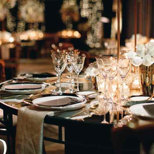 Gala Dinner at Cipriani Granai Venice - eventoile.com