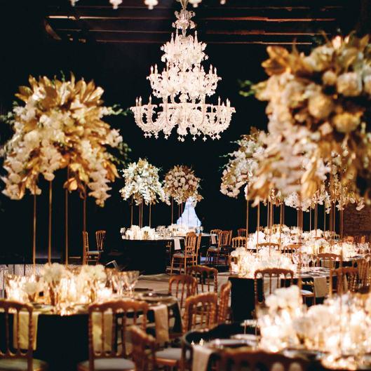 Gala Dinner at Cipriani Granai Venezia - eventoile.com