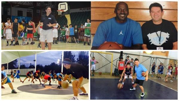 Coach Rodolfo Fonseca – Director del Campamento de Michael Jordan