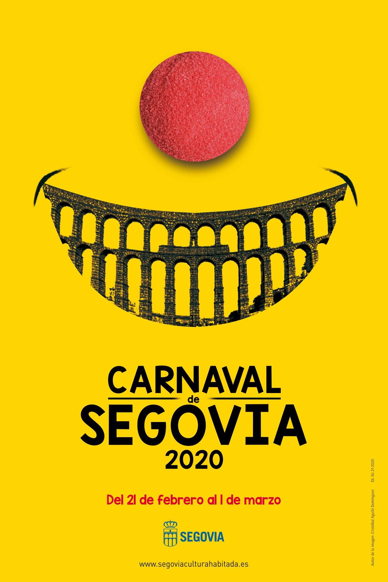 Carnaval de Segovia 2020