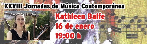 Kathleen Balfe - Compositoras españolas
