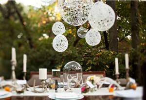 Decoracin de jardines para Comuniones  Eventos en Familia